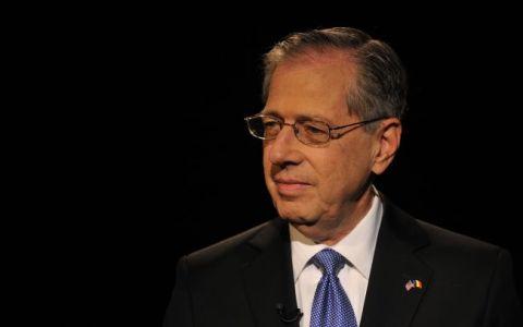 Ambasadorul SUA Mark Gitenstein isi ia la revedere de la Romania duminica, la  Dupa 20 de ani