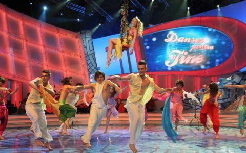 Pavel Stratan si partenera lui parasesc show-ul  Dansez pentru tine . Cine sunt noii duelisti