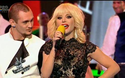Bilant dupa prima editie LIVE de  Vocea Romaniei . Lista completa a concurentilor care merg mai departe