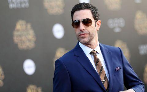 Este stanjenitor sa fii sotia lui Sacha Baron-Cohen . Cum arata sotia lui  Borat  si ce a determinat-o sa spuna asta