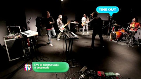 Time Out: BZN, live la Sala Palatului