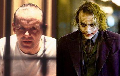 Cei mai temuti 10 psihopati din filme: De la sadicul criminal Hannibal la Jokerul care declanseaza haosul