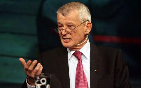 Primarul general al Capitalei, Sorin Oprescu, la  Dupa 20 de ani