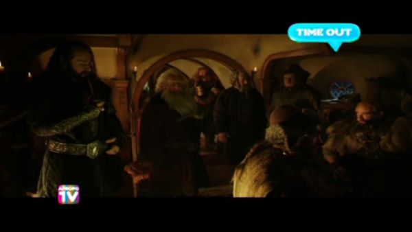 Time Out - The Hobbit