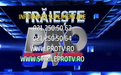 Cum poti vedea ProTV HD fara abonament in Bucuresti si in imprejurimi