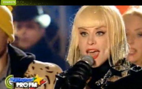 Loredana, intr-un show pe care nici  Apa  nu il poate stinge: VIDEO