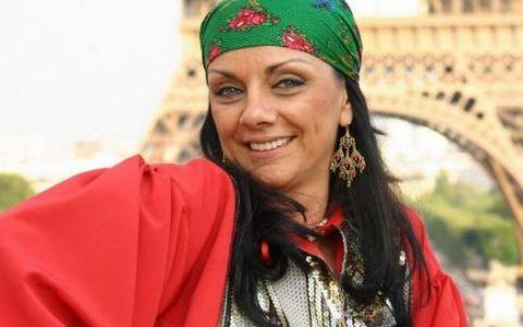 Tot showbiz-ul romanesc a sarbatorit-o pe Carmen Tanase, Flacarica din  Inima de tigan. Ce surprize i-a facut Catalin Maruta de ziua ei