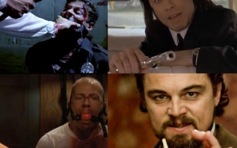 Cele mai violente 10 momente din filmele lui Quentin Tarantino
