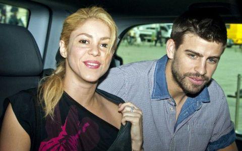 Una dintre cele mai asteptate fotografii: Prima imagine cu Milan, baietelul cuplului Shakira - Gerard Pique