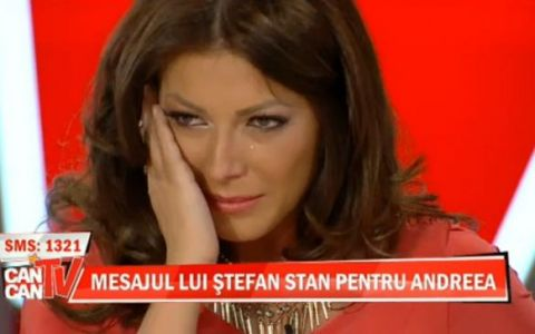Stefan Stan, in etapa  confruntarilor  cu Andreea Mantea. Marturisirile lui cu ochii in lacrimi au facut-o si pe Ilinca Vandici sa planga: VIDEO