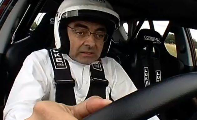 Suma record pentru masina lui Mr. Bean. Cat au costat reparatiile bolidului facut praf de actor