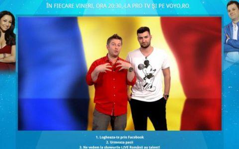 Romanii au talent intr-o super aplicatie pe Stirileprotv.ro. Smiley si Pavel Bartos iti spun VIDEO ce talent ai, iar prietenii sunt juriul tau