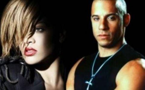 Ce treaba are durul Vin Diesel din  Triplu X  cu Rihanna? Postura in care nimeni nu se astepta sa-l vada vreodata! VIDEO cu sute de mii de like-uri