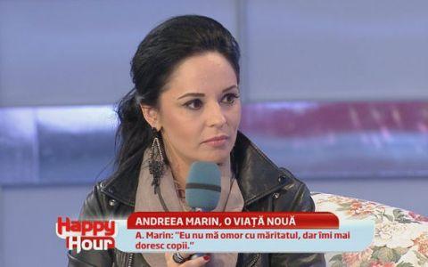 Andreea Marin, despre relatia cu Stefan Banica dupa divort:  Acum ne intelegem mai bine decat in perioada in care eram casatoriti