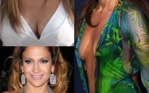 Jennifer Lopez, aceleasi curbe voluptuoase, dar mereu alte decolteuri provocatoare: FOTO