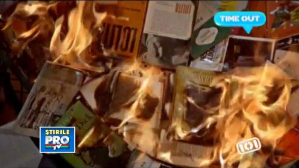 """101 carti esentiale: """"Fahrenheit 451"""""""
