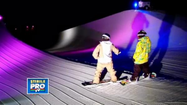 Povestea snowboard-ului
