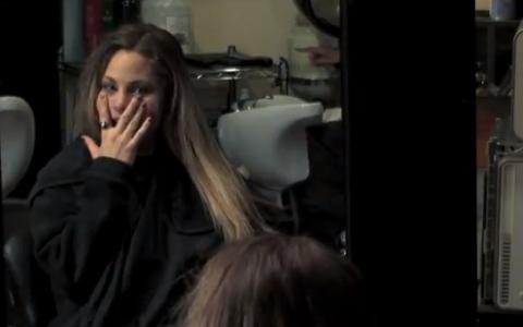 Stafia din oglinda. Farsa care a bagat in sperieti femeile dintr-un salon de frumusete: VIDEO