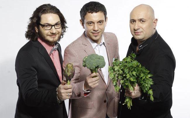 "Noul sezon ""MasterChef"" debuteaza cu mult spectacol, dar si premiere pentru jurati. ACUM, la ProTV si pe Voyo.ro"