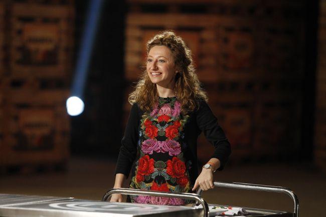 Ana Rotaru, concurenta pasionata de tir care le-a gatit juratilor cu apa imbuteliata. De ce a ales sa faca asta: VIDEO