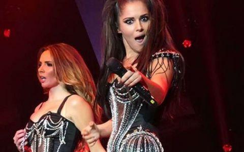 Cheryl Cole, super provocatoare. Ce le-a aratat fanilor in cel mai recent concert