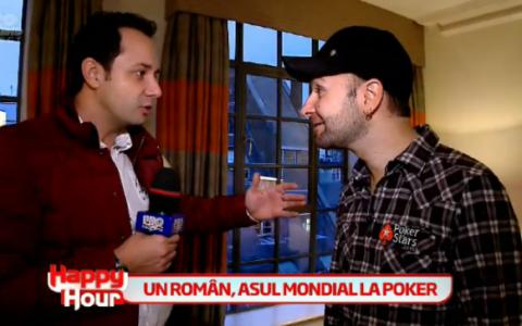 Un roman, asul mondial la poker. Cum arata viata lui Daniel Negreanu dupa ce a castigat 16 milioane de dolari din poker: VIDEO