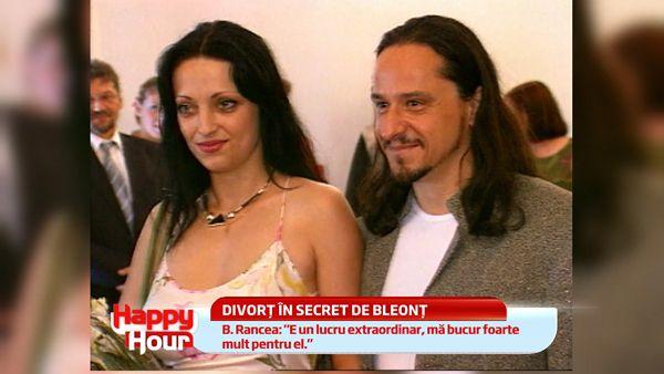Claudiu Bleont a divortat pentru ca astepta un copil cu o alta femeie. Cum a fost posibil asa ceva si ce parere are fosta sotie
