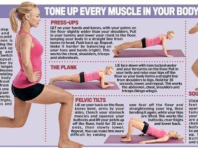 press ups te face să pierzi în greutate