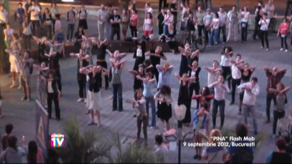 Ideologia Flash Mob