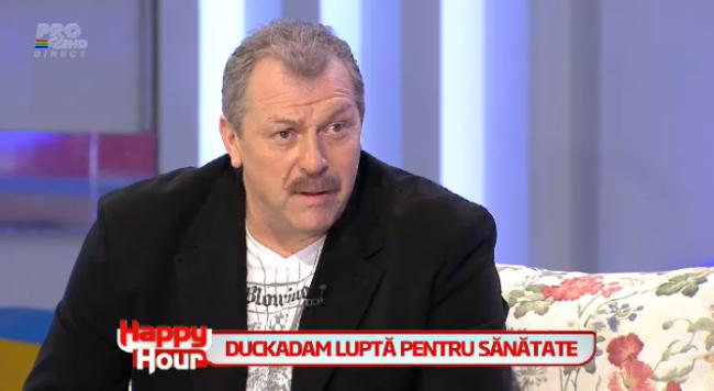 """Helmuth Duckadam trece prin momente dificile: """"Nici nu mai stiu de cate ori am fost la spital anul asta"""""""