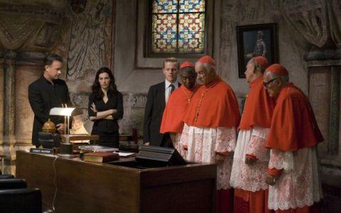 Tom Hanks salveaza Vaticanul de la dezastru in filmul  Ingeri si demoni , diseara, de la 20:30, la ProTV