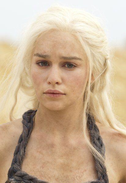 Emilia Clarke: actrita din Game of Thrones a fost aleasa femeia cu cel mai frumos chip din 2012