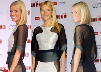 Gwyneth Paltrow:  Din cea mai frumoasa femeie am devenit cea mai umilita in doar o zi . Ce gafa a facut actrita din Iron Man 3
