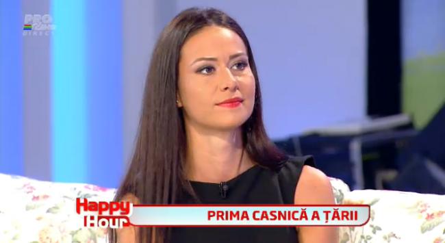 "Andreea Moldovan, fosta casnica de la ""MasterChef"", vrea sa devina din nou mamica"