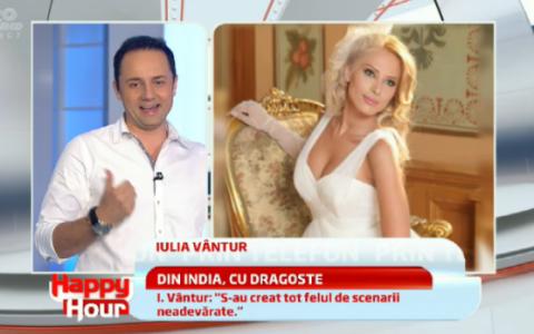 Iulia Vantur, prima declaratie despre relatia cu Salman Khan. Ce spune despre fotografia cu ei doi la restaurant