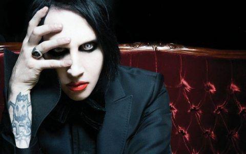 Gestul scandalos al lui Marilyn Manson. Ce dedicatie i-a facut lui Paris Jackson intr-un concert, dupa ce adolescenta a incercat sa se sinucida