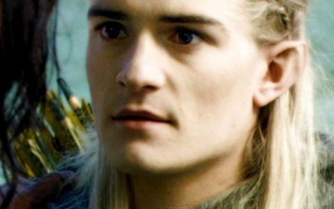 Orlando Bloom ii spune  Adio  lui Legolas. 7 milioane de oameni au fost curiosi sa vada ultimele secvente cu actorul din  The Hobbit