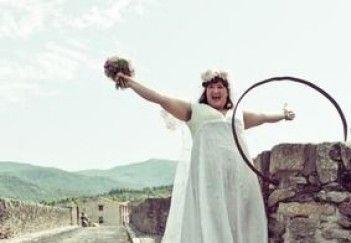Lumea spune ca sunt nebuna, dar eu m-am casatorit din dragoste . Cum arata sotul acestei femei: FOTO