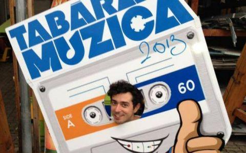 Marius Moga organizeaza  Tabara de muzica