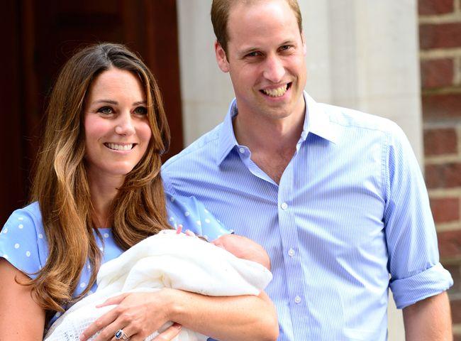 Anuntul a fost in sfarsit facut. Cum il va chema pe bebelusul lui Kate Middleton si al printului William