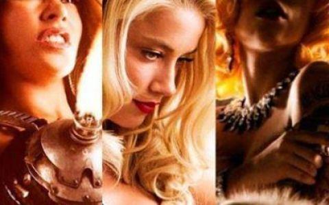 Femeile lui Machete: Lady Gaga, Amber Heard si Sofia Vergara sunt mortale in noul trailer pentru  Machete Kills , Mel Gibson vrea sa distruga lumea