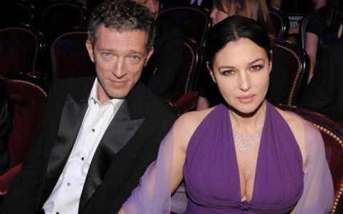 Monica Bellucci si Vincent Cassel divorteaza dupa 14 ani de casnicie