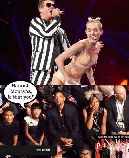 Cum a reactionat Liam Hemsworth cand a vazut-o pe logodnica lui, Miley Cyrus, in ipostaze indecente pe scena MTV VMA