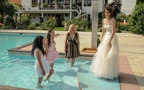 Patru nunti si o provocare  - miresele joaca tare pentru o luna de miere in Tenerife, ACUM la ProTV