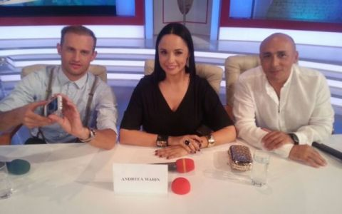 Vedetele isi arata talentele nebanuite  La Maruta . Cine s-a descurcat cel mai bine: Cabral, Rona Hartner sau Nico?
