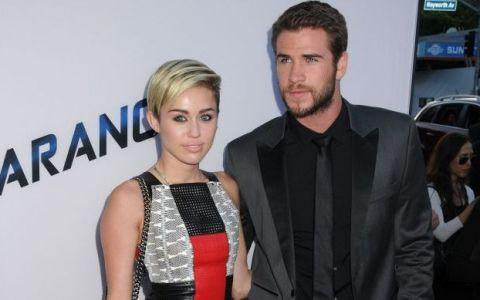 Imaginile la care Miley Cyrus nu se va putea uita. Cum a fost surprins fostul ei logodnic in plina strada - FOTO