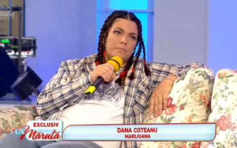 Dana Marijuana a renuntat la droguri si va fi din nou mama. Cum arata acum cea care canta alaturi de Puya la sfarsitul anilor  90
