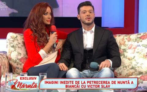 Bianca a explicat  La Maruta  disparitiile misterioase din timpul nuntii. Ce a facut cat a lipsit de langa Victor Slav