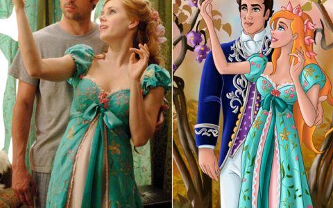 Ce cupluri de vedete de la Hollywood seamana perfect cu personajele Disney. Vezi o GALERIE FOTO adorabila