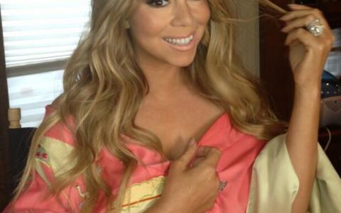 Mariah Carey, gafa de proportii. O fotografie intima pentru sotul ei a ajuns pe internet. Ce au vazut fanii: